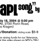 APL Song Flyer