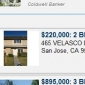 HomeGain Mobile City Listings Page